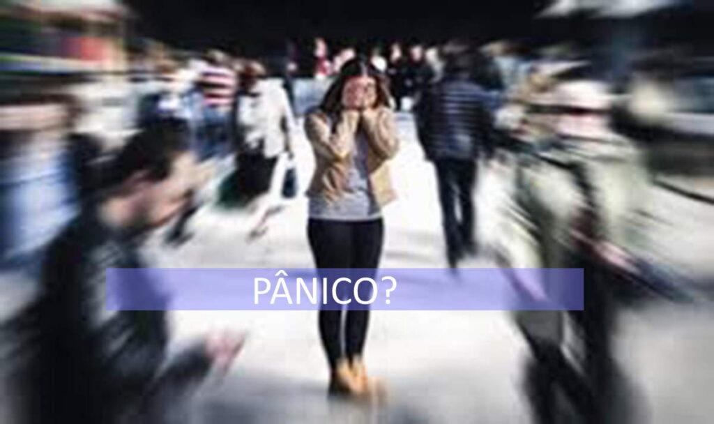 Ataques de pânico - transtorno do pânico CID F41.0 - síndrome do pânico -ansiedade paroxística episódica