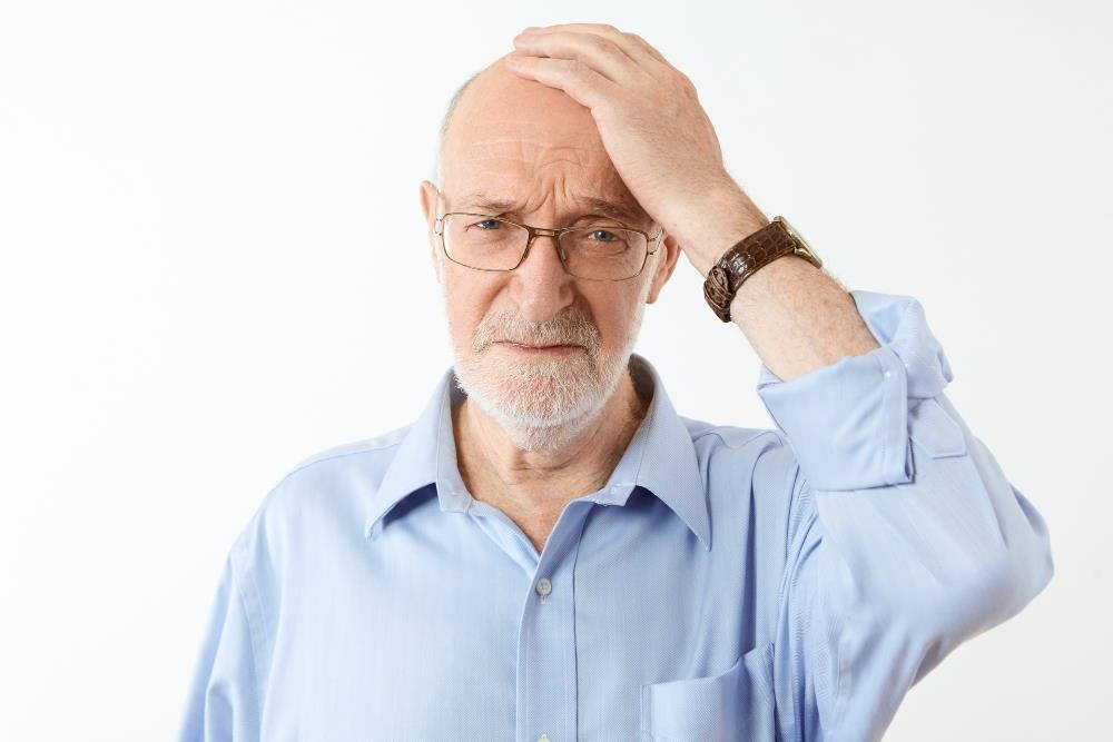 Perda de memória Alzheimer